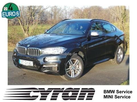 BMW X6 M50 d M Sportpaket Driving Assis GSD