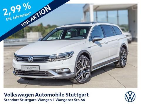 Volkswagen Passat Alltrack 2.0 TSI