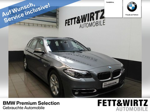 BMW 535 d xDrive Luxury Line