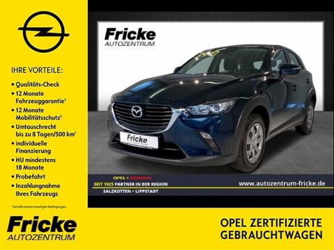 Mazda CX-3 Prime-Line Start-Stop Berganfahrass