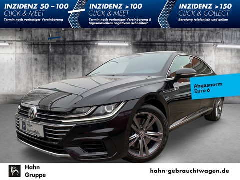 Volkswagen Arteon 2.0 TDI R-Line Massage