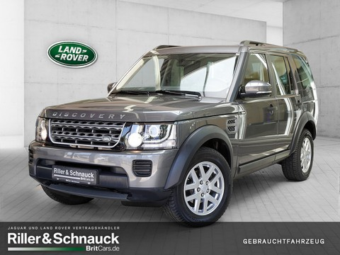 Land Rover Discovery 4.9 4 TDV6 EFF