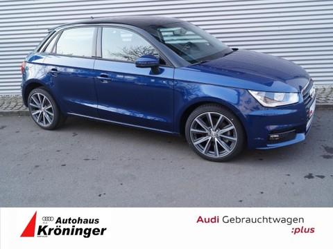 Audi A1 1.4 TFSI Sportback sport RMC Kontrastfarbe