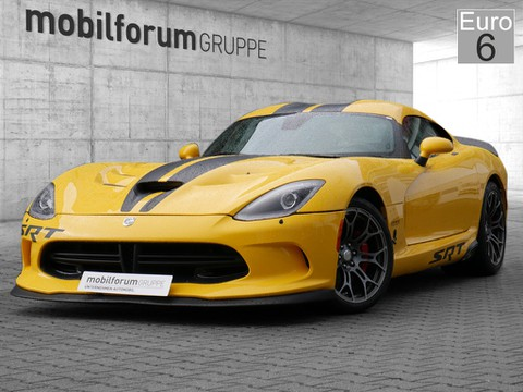 Dodge Viper SRT-10 V10 Race Yellow
