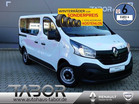 Renault Trafic 2.7 dCi 125 L1 t