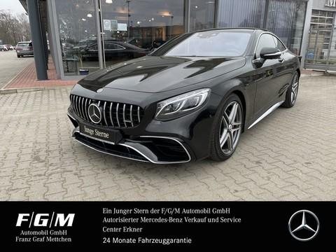 Mercedes-Benz S 63 AMG Com KeyGo °