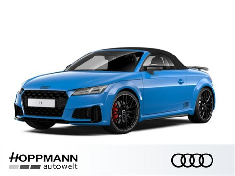 Audi TT Roadster 45 TFSI S-Line Competition