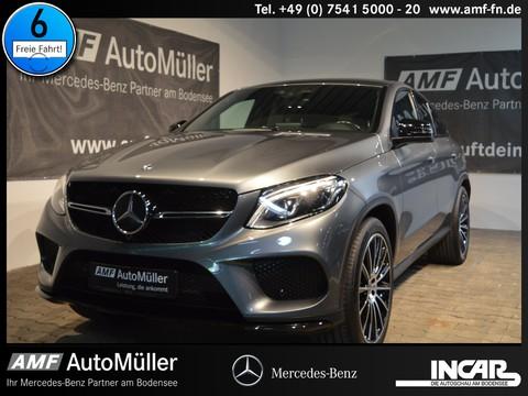 Mercedes-Benz GLE 500 Coupé AMG Line ° IL