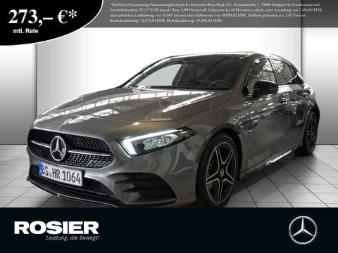Mercedes-Benz A 180 d Edition 2020