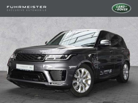 Land Rover Range Rover Sport SDV6 HSE Dynamic       el  
