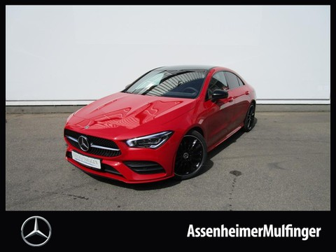 Mercedes-Benz CLA 180 Coupé 6d AMG 19Z Volldigital MBUX