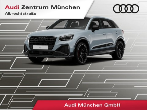 Audi Q2 35 TDI qu S line edition one Assistenz