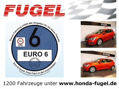 Renault Megane dCi 110 Experience