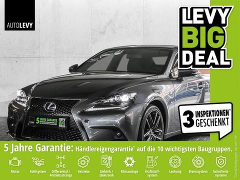 Lexus IS 300 h F-Sport Totwinkelassis