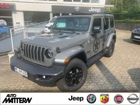 Jeep Wrangler Unlimited Night Eagle Sky One Diff