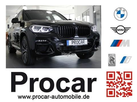 BMW X3 M40d DrivAss Plus 21 H K AdaptFahrw