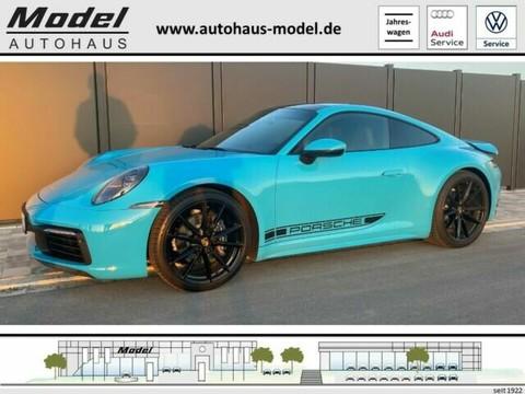 Porsche 911 Carrera 4 Coupé     Miamiblau