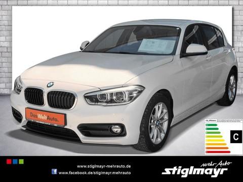 BMW 116 i Sport Line KLIMAUTOMATIK