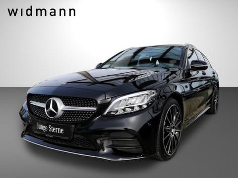 Mercedes-Benz C 200 T AMG