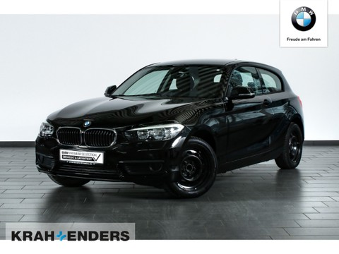 BMW 118 i Multif Lenkrad