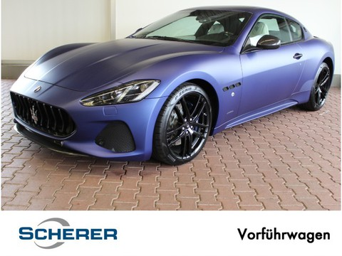Maserati Granturismo Sport Interieur MC Carbon Sportline