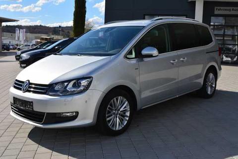 Volkswagen Sharan 2.0 TDI Cup