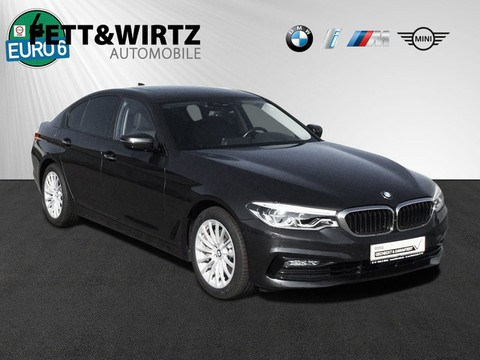BMW 540 i xDrive Sport Line SAG