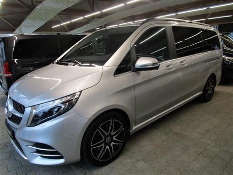Mercedes-Benz V 300 d AVA ED L AMG Sitzluft Abstand
