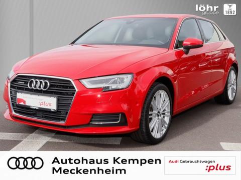 Audi A3 2.0 TDI Sportb design qu VC B O