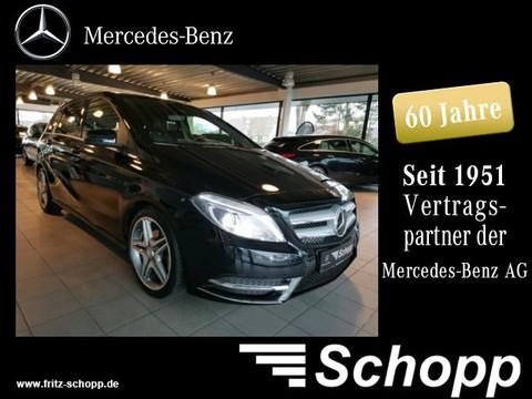 Mercedes-Benz B 200 undefined
