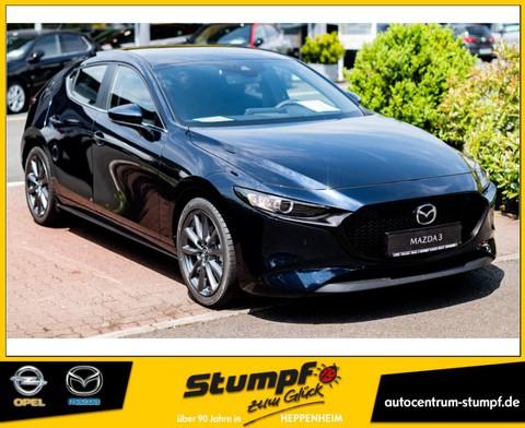 Mazda 3 2.0 e M HYBRID 150 SELECTION (BP)