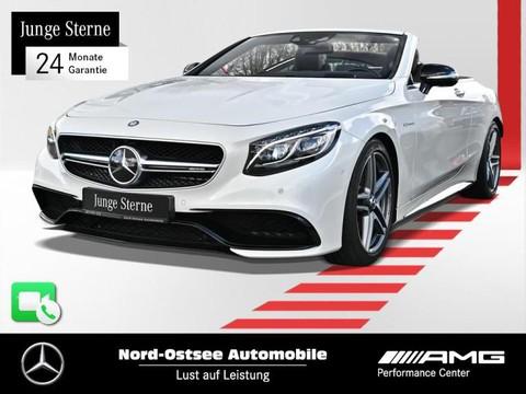 Mercedes-Benz S 63 AMG Drivers P