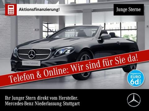 Mercedes-Benz E 450 Cab AMG °