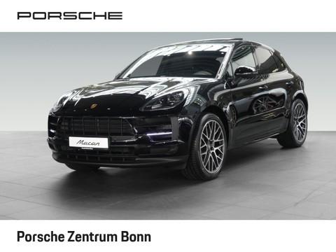Porsche Macan S 21-Zoll Räder