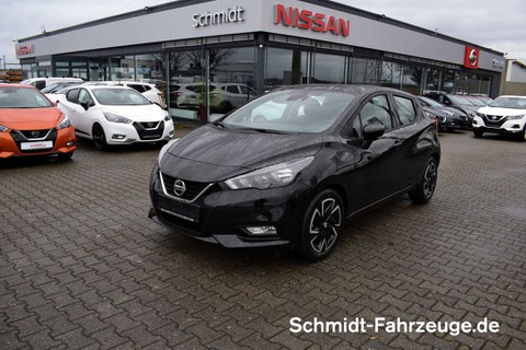 Nissan Micra 1.0 IG-T N-Way Safety