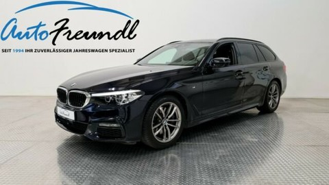 BMW 530 i M Sport Professional As Plus
