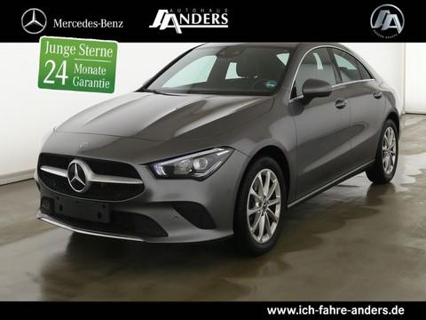 Mercedes-Benz CLA 220 Coupé Progressive MBUX