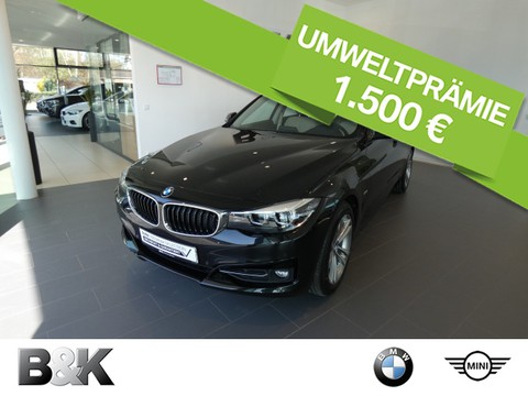 BMW 318 Gran Turismo Leasing mtl 279 - o Anzahlung