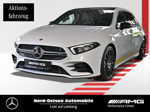 Mercedes-Benz AMG A 35 NIGHT PERF SITZE PREMIUM