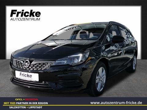 Opel Astra K Edition ST vorne u hinten Berg
