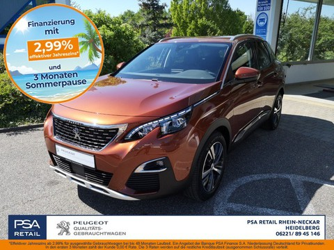 Peugeot 3008 Allure HDI180 Automatik CityPak LEDPak
