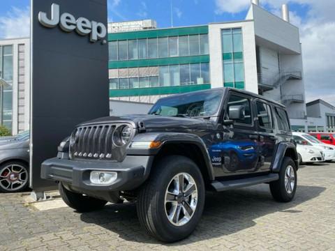Jeep Wrangler 2.2 l Unlimited Sahara MY20 | Sky One