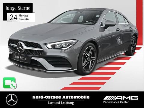 Mercedes-Benz CLA 180 AMG-Line MBUX