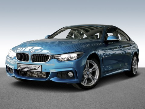 BMW 418 Gran Coupe 1.2 D M Sportpaket bis 03