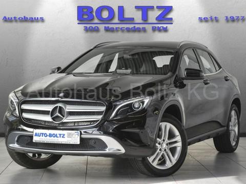 Mercedes-Benz GLA 180 Urban BiX Sitzkomf