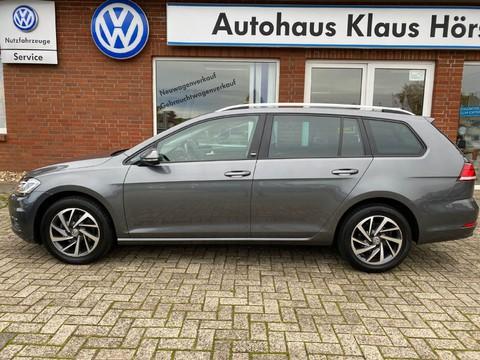 "Volkswagen Golf Variant 1.6 l TDI Comfortline """""