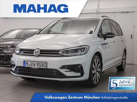 Volkswagen Touran 1.5 TSI Highline OPF Designpaket Fahrerassistenzpaket