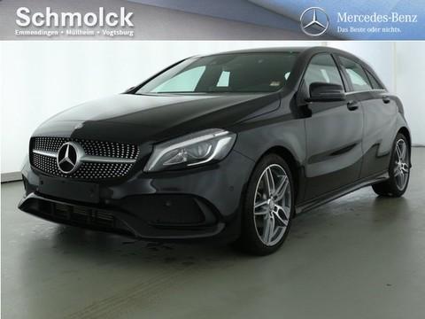 Mercedes A 180 AMG Business-P Media-Disp