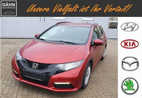 Honda Civic 1.8 i-VTEC Tourer Comfort