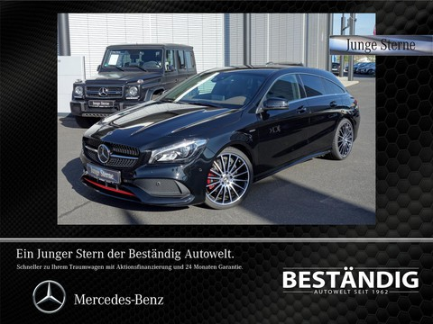 Mercedes CLA 250 Sport SB #AMG###